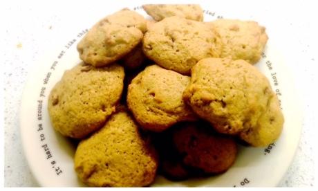 Sweet potato cookies 6